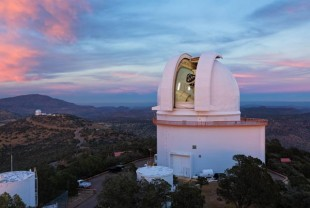 Harlan J. Smith Telescope and McDonald Observatory
