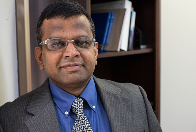 Shiva Jaganathan has been appointed associate vice provost/associate vice president for institutional research and analysis.