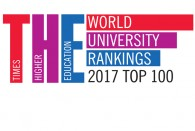 Rice moved up to No. 87 in the Times Higher Education World University Rankings for 2016-17.