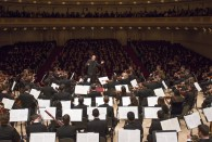 Two years after making its Carnegie Hall debut, Rice University's Shepherd School Symphony Orchestra will return to the New York City venue's Stern Auditorium/Perelman Stage on Oct. 28 for a program of modern and contemporary music.