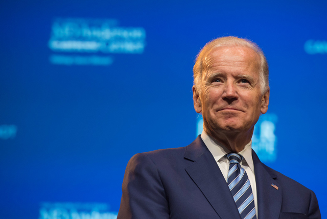 Speaking to a packed house at Rice's Tudor Fieldhouse, Vice President Joe Biden on Friday discussed new measures to help cancer patients navigate the clinical trials process as part of the administration's Cancer Moonshot initiative to speed new treatments to market.