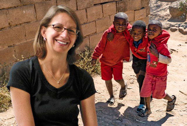 "Rice University bioengineer and global-health pioneer Rebecca Richards-Kortum has received a coveted MacArthur Fellowship. Richards-Kortum, the founder and director of Rice's award-winning Rice 360º Global Health Initiative, is the first Houston scientist, the first Houston woman and the first Rice faculty member to win the prestigious ""genius grant."""