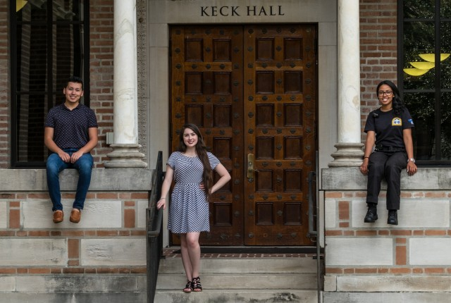 After almost five years on campus, the Rice Emerging Scholars Program (RESP) has helped more than 145 incoming students familiarize themselves with the challenges of academic life at Rice.