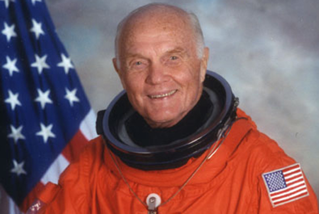 George Abbey, the Baker Institute for Public Policy senior fellow in space policy, remembers his friend and colleague, astronaut John Glenn.