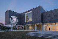 Rice's Moody Center for the Arts has received the American Institute of Architects, California Council's most prestigious design award -- an Honor Award.
