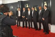 Rice University history professor Douglas Brinkley won a Grammy Award Feb. 12.
