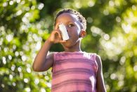 Black children are more than twice as likely to have asthma as white children, according to a new paper from sociologists at Rice University.