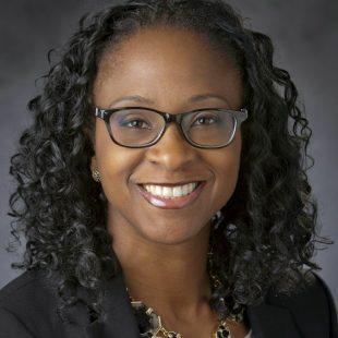 Photo of Kathi Dantley Warren, associate vice president of development