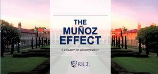 "Slide that reads ""The Munoz Effect"""