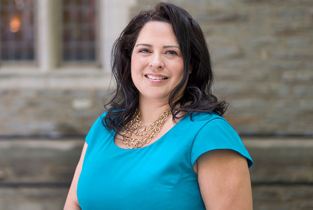 Yvonne Romero Da Silva, vice dean and director of admissions at the University of Pennsylvania, has been named vice president for enrollment at Rice University.