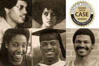 Rice University's celebration of 50 years of black undergraduate life won two Grand Gold Awards in the CASE 2017 Circle of Excellence Awards international competition.