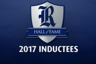 A talented class of nine people who left their marks on Rice history through team and individual achievements will be inducted into the 2017 Rice Athletics Hall of Fame Oct. 6. at the Briar Club in Houston.
