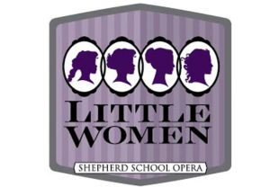 Little Women opera graphic