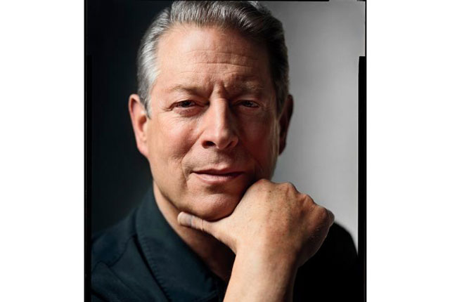 Former Vice President Al Gore to speak at Rice.