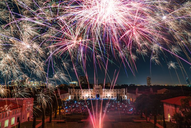 2017: A year we won't soon forget at Rice University.