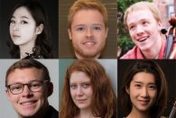Six Rice University graduate students have been selected to participate in the New York Philharmonic Global Academy Fellowship Program, part of the New York Philharmonic Global Academy partnership launched in fall 2015 between Rice's Shepherd School of Music and the New York Philharmonic.