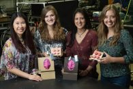 A team of Rice University students hopes a device they developed to train doctors and nurses in developing countries and low-resource areas in the U.S. to prevent and treat cervical cancer will improve the outlook for women with this disease.