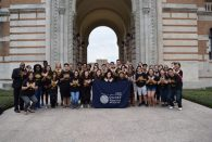 Rice University recently hosted approximately 900 high school students and guests along with 100 educators for the first of three yearly QuestBridge National College Admissions Conferences.