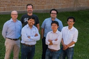 Six Rice faculty members of the CLEVER Planets project