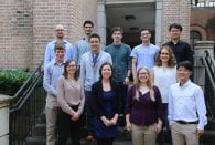 The Ken Kennedy Institute for Information Technology's annual graduate fellowship program has awarded $87,500 to a dozen Rice University graduate students this year. The 2018 award recipients […]