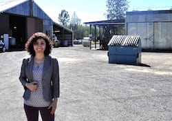 Rice University alumna Ghasideh Pourhashem led an effort to gather and categorize a list of government resources available to promote the development of biochar to preserve valuable soil, enhance agricultural production and improve air quality.