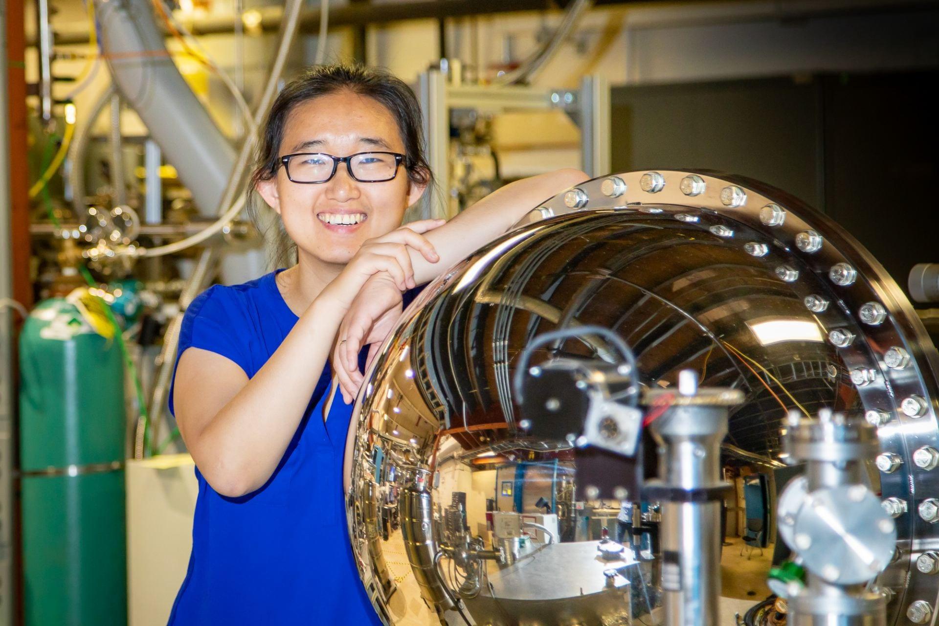 Rice University physicist Ming Yi