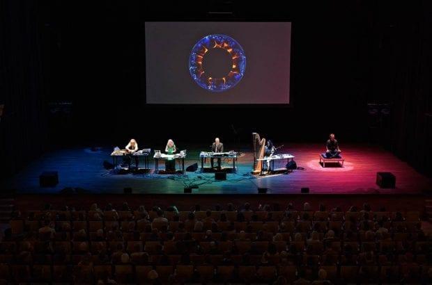 "Morton's opera, ""Time Time Time,"" debuted in Amsterdam's Muziekgebouw aan 't IJ in 2019."