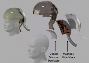 Schematic of MOANA's planned headset