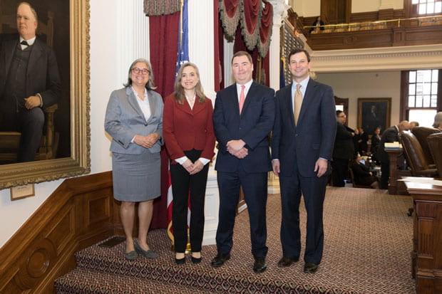 Texas House recognizes Rice's Baker Institute