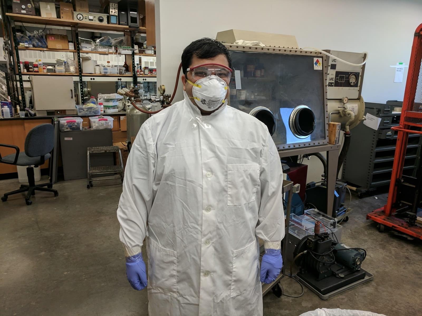Nanomaterial safety on a nano budget