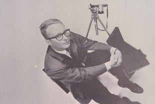 Geoff Winningham '63 graduated with an English degree before returning to teach photography.