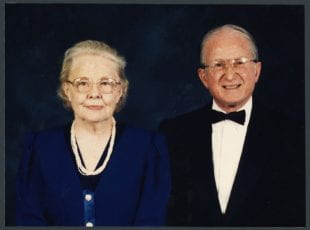 Demaris and Hank Hudspeth