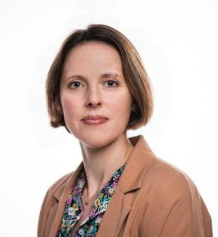 Frauke V. Josenhans (Photo by Tommy LaVergne)