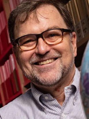 Rice geophysicist Richard Gordon