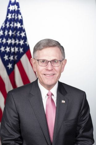 Kelvin Droegemeier. Photo credit: Office of Science and Technology Policy.