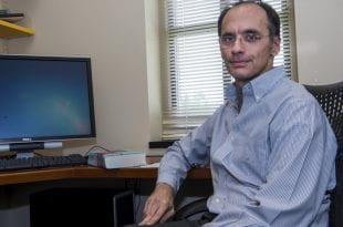 Richard Boylan. Photo credit: Rice University.