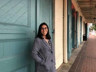 Baker College senior Yvonne Carrillo
