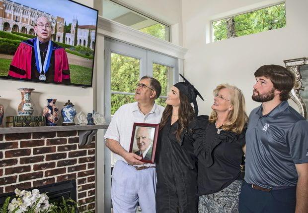 remote graduation