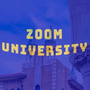 "A new podcast from Rice students, ""Zoom University,"" features interviews with other undergraduates tackling college during the coronavirus."
