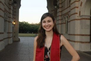 Sophia Amstutz will be co-teaching English in Taichung, Taiwan with her Fulbright grant.