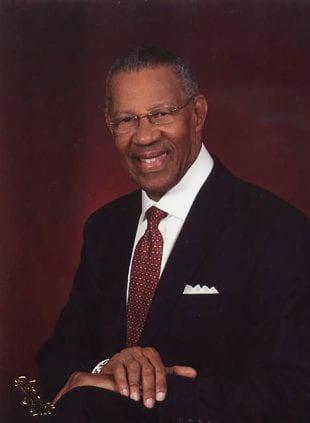 Reverend William A. Lawson Grove
