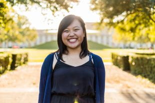 Julia Jung '18 is one of this year's 10 Rice grads to receive a Fulbright grant.