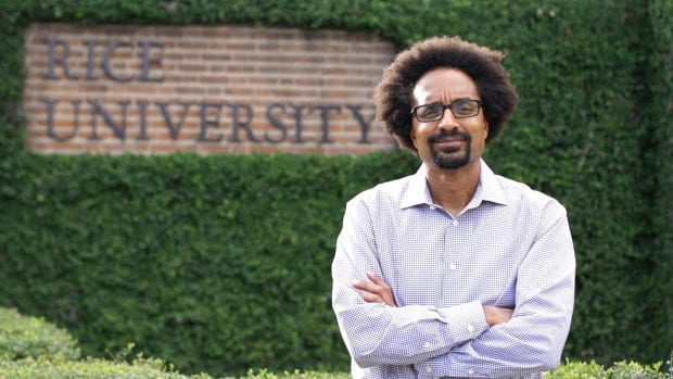Alexander Byrd is the associate dean of humanities and associate professor of history, widely admired for his mentoring skills and captivating classroom presence.