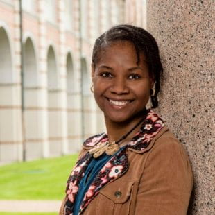 """Jacqueline Couti, the Laurence H. Favrot Associate Professor in Modern and Classical Literatures and Cultures, will lead an international forum Sept. 25 at 4 p.m. titled """"Which Lives Matter? Race and Policing in France and Beyond."""""""