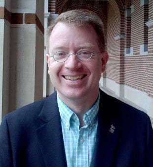 Richard Johnson is the director of the Administrative Center for Sustainability and Energy Management and professor in the practice of environmental studies in sociology.