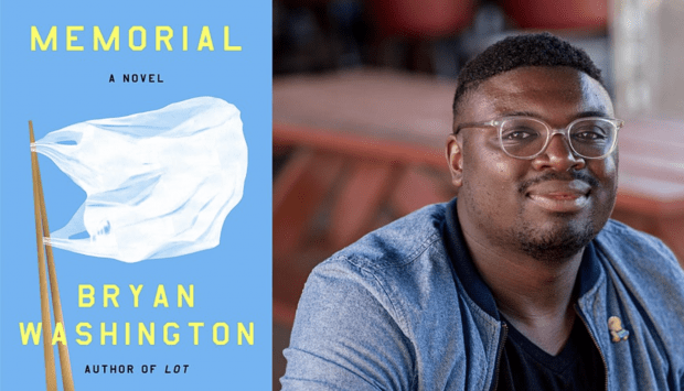 "Bryan Washington's new novel, ""Memorial,"" has been optioned for television by A24."