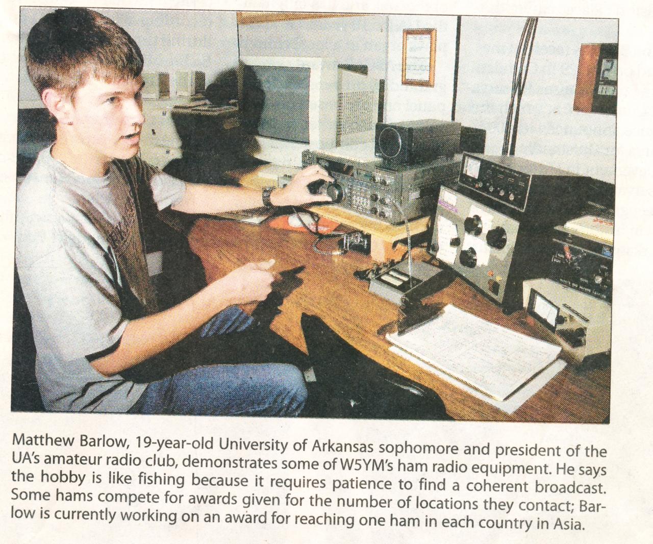 2004-Matthew-Barlow-NWA-Times-11-7-2004