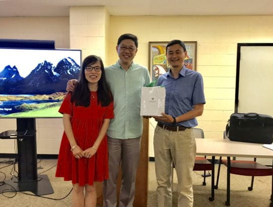 Day 4: Prof. Bo Shen's talk and the showing of Tie Xi Qu (West of the Track) Part III