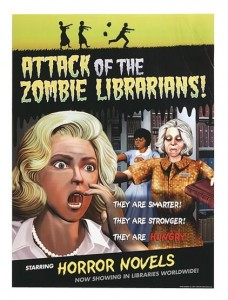zombie librarians