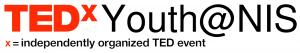 tedx logo banner